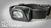 Test & Rezension: PETZL Tactikka+ Stirnlampe mit 160 Lumen